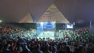 Draws released for CIB Women's Worlds and Men's Egyptian Open