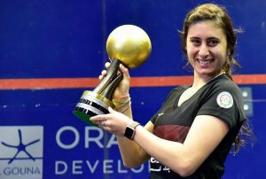 2016: Sherbini repeats in El Gouna
