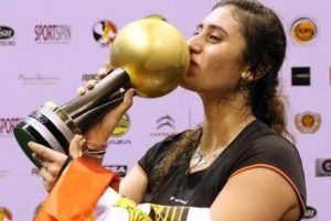 2015 : Sherbini the youngest in KL