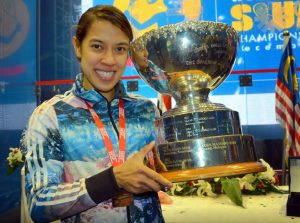 2014 : Eight for Nicol in Cairo