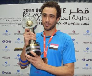 2014 : Ramy's third in Doha