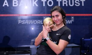 Cairo: Sherbini claims fourth World Title at the Pyramids