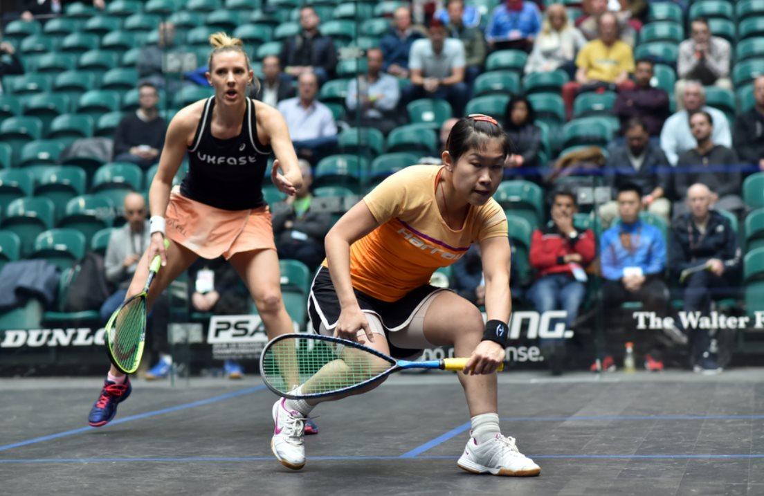 Day THREE : Round Three Part One – World Squash Champs … by