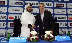 Qatar to host 19/20 Men's World Champs